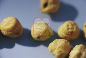 ביצי זרעיות על החומוס