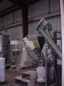 מערכת טחינה כפולה של השומשום