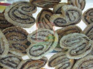עוגיות עם חיפושיות מחסן